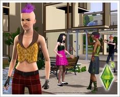 1280x1024 Sims3 Art
