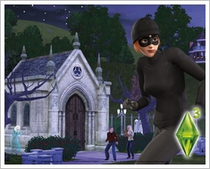 1280x1024 Sims3 Ghost