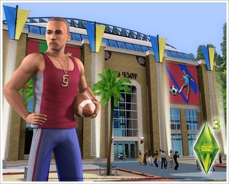 1280x1024 Sims3 Sports